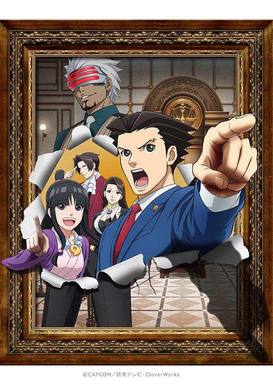 Ace Attorney Season2