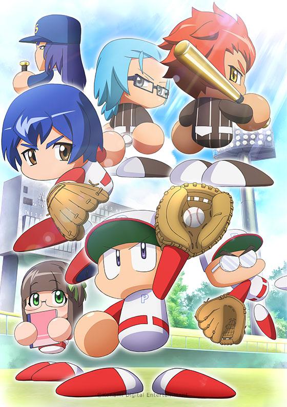 Pawapuro WEB Anime